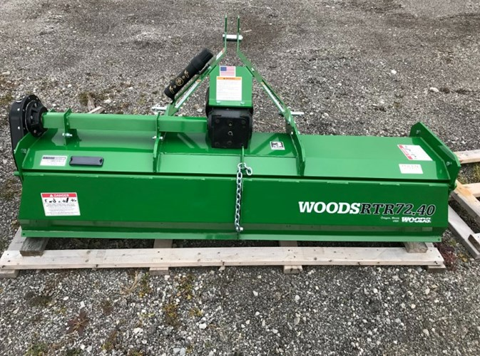 2020 Woods RTR72.40 Tillage For Sale