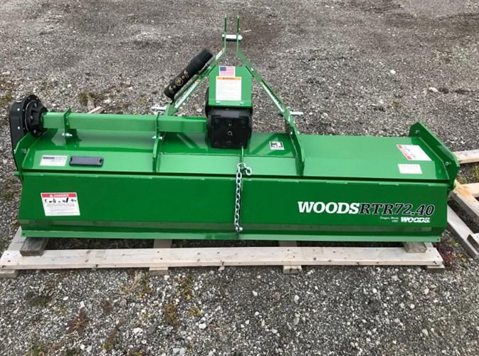 2021 Woods RTR72.40 Tillage For Sale