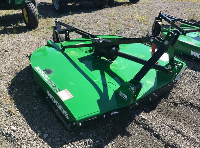 2021 Woods BB72.30 Rotary Cutter For Sale