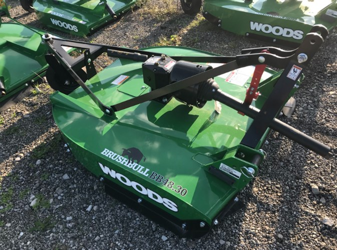 2021 Woods BB48.30 Rotary Cutter For Sale