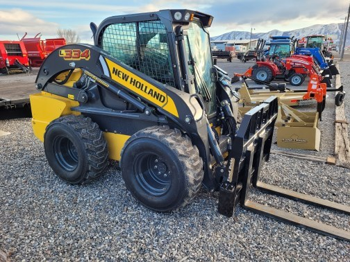 2020 New Holland L334 Skid Steer For Sale