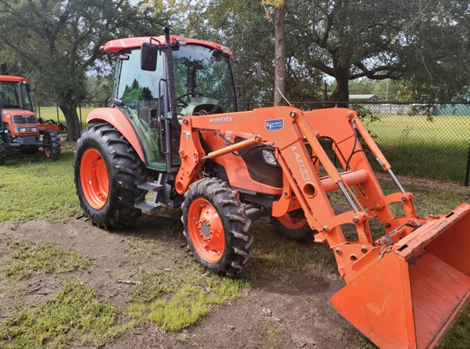 2009 Kubota M7040 Tractor For Sale