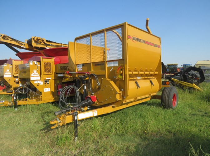 2019 Haybuster 2660 Bale Processor For Sale