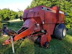 Baler-Square For Sale 2000 Hesston 4910