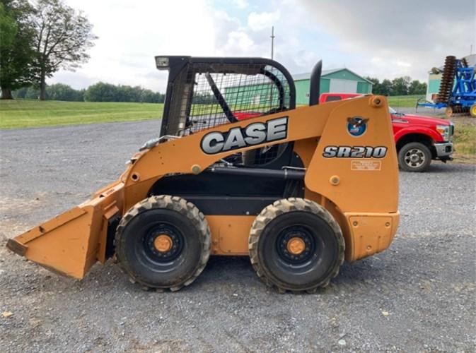 2014 Case SR210 Skid Steer For Sale