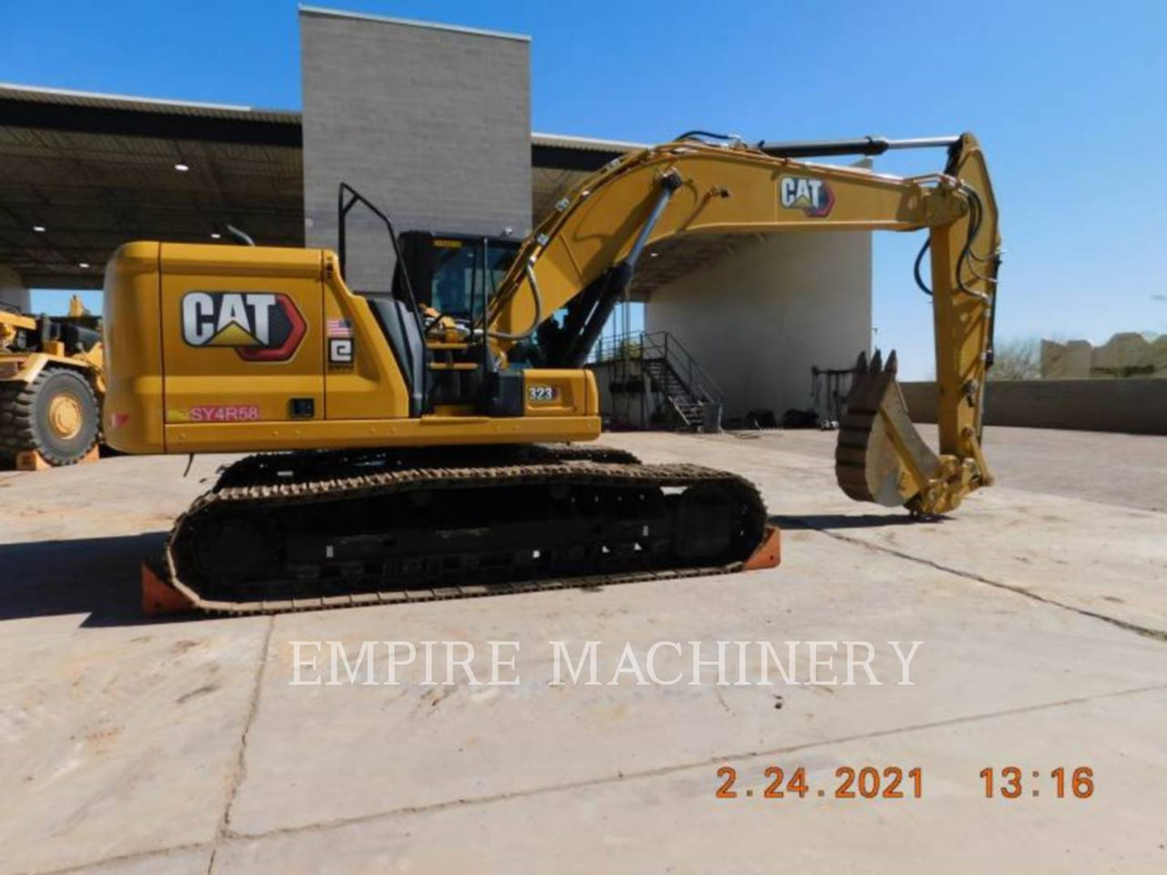 2020 Caterpillar 323-07   P Image 5