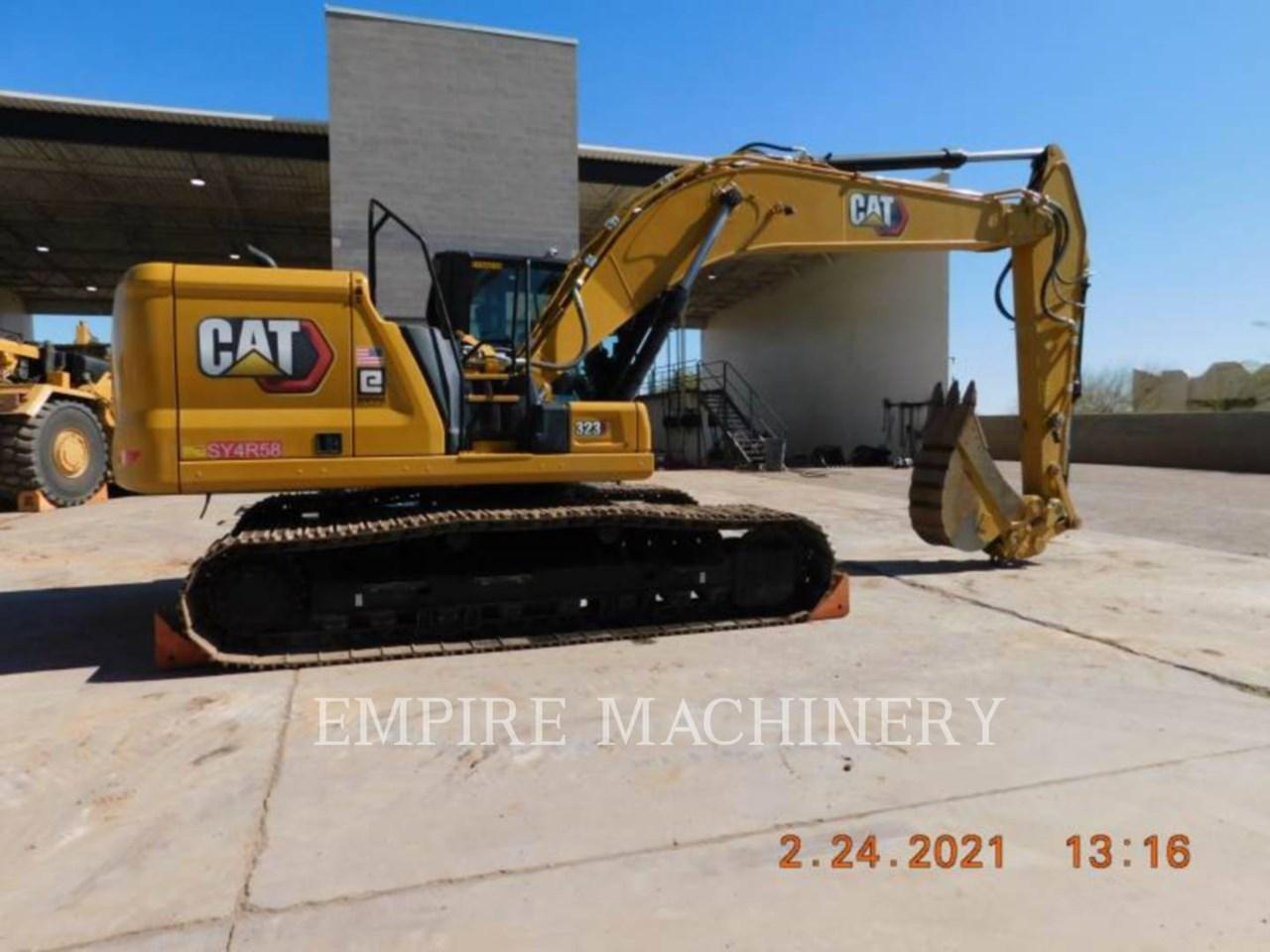 2020 Caterpillar 323-07   P Image 5