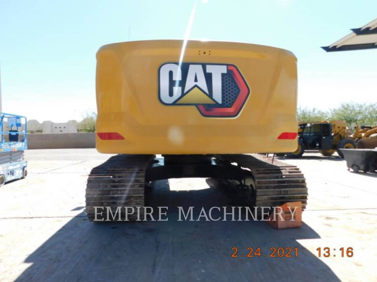 2020 Caterpillar 323-07   P Image 12