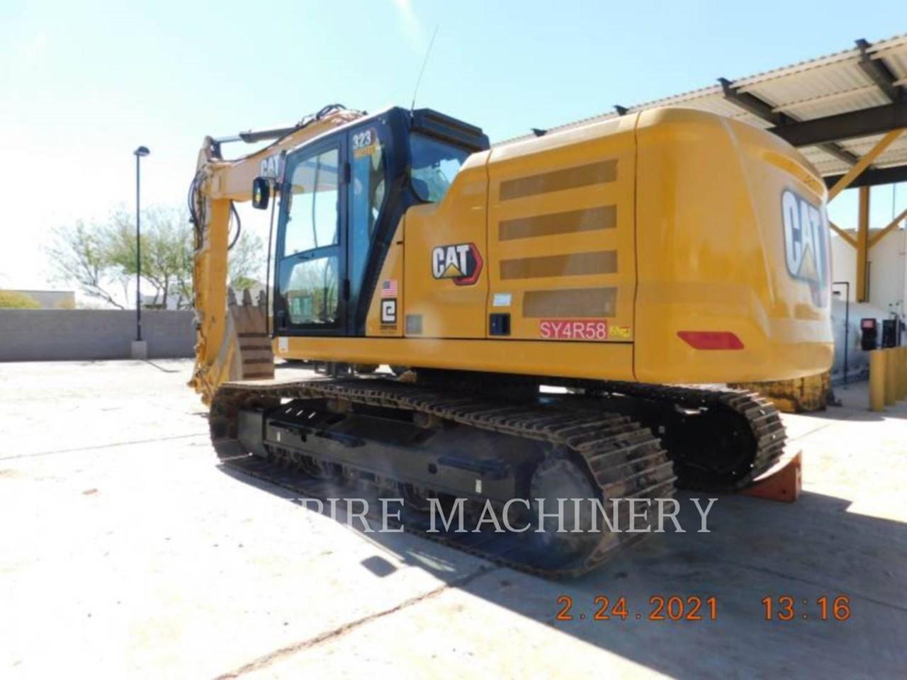 2020 Caterpillar 323-07   P Image 13
