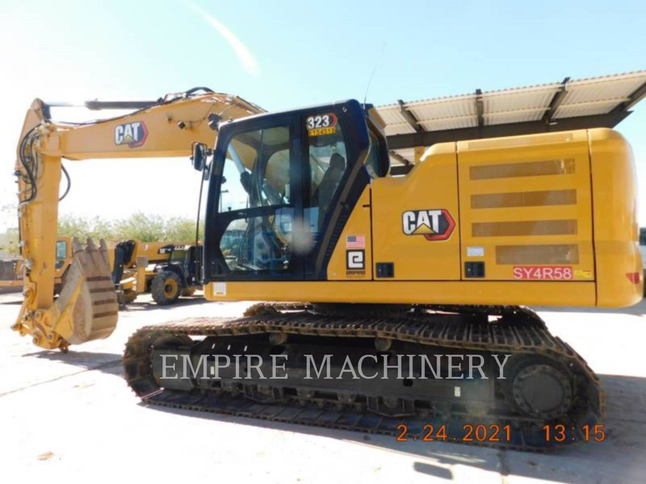 2020 Caterpillar 323-07   P Image 15