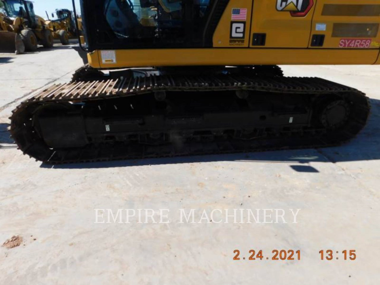 2020 Caterpillar 323-07   P Image 16