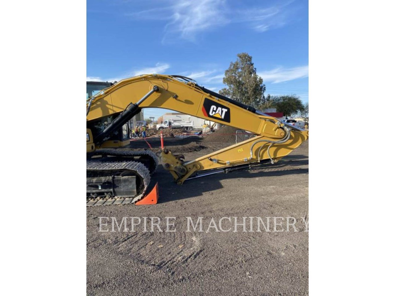 2019 Caterpillar 320-07   P Image 6