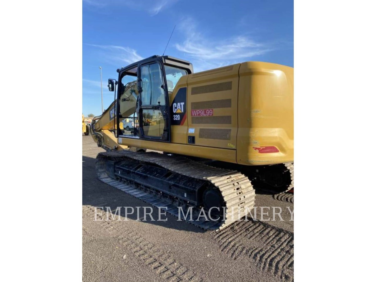 2019 Caterpillar 320-07   P Image 12