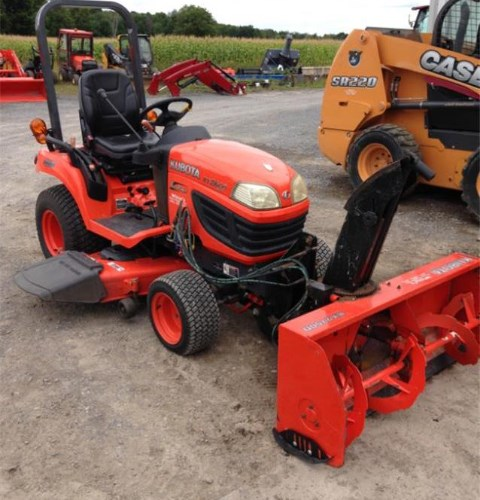 2008 Kubota BX2660 Tractor For Sale