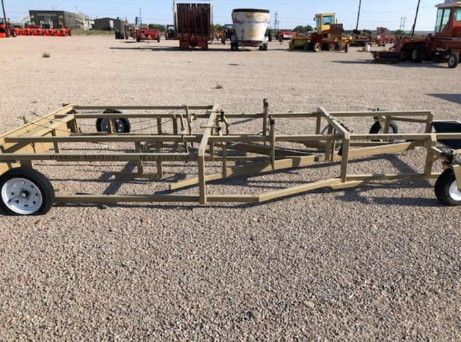 Hay Tools Parrish AgriTurf Hay Systems Bale Accumulator For Sale