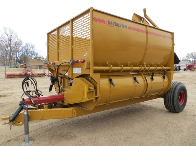 2016 Haybuster 2800 Balebuster Bale Processor For Sale