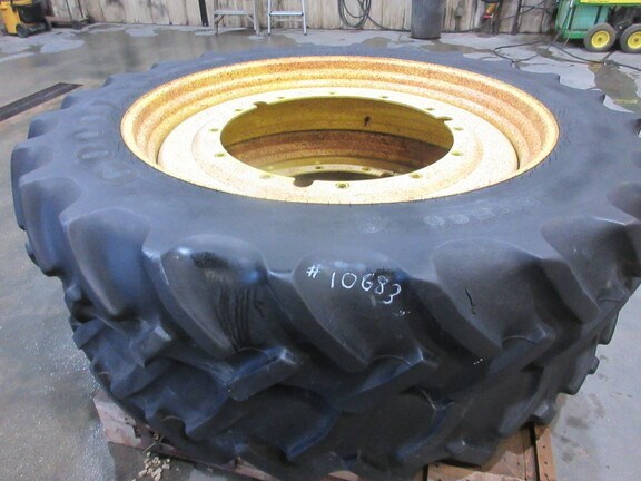Goodyear 380/90R50 Wheels and Tires For Sale