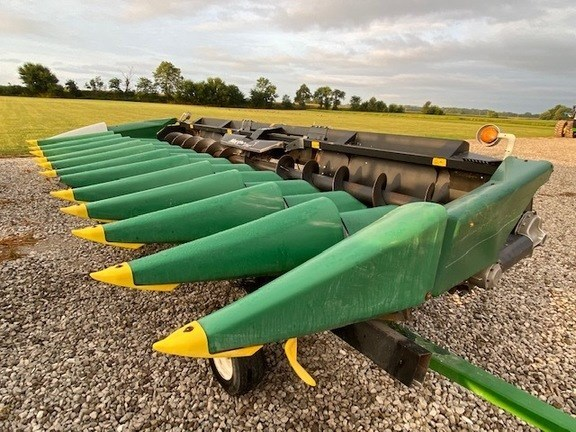 2008 Geringhoff NS1200/B Header-Corn For Sale