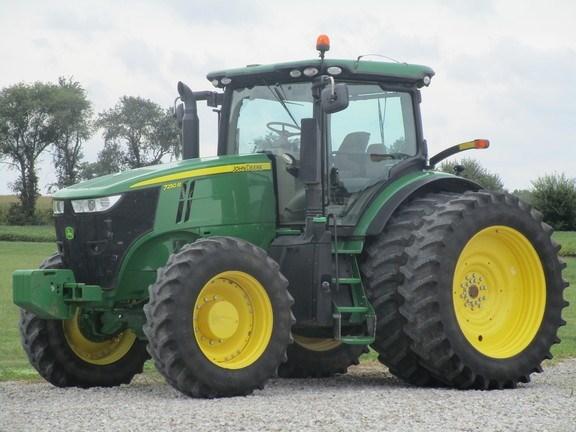 2014 John Deere 7250R Tractor - Row Crop For Sale