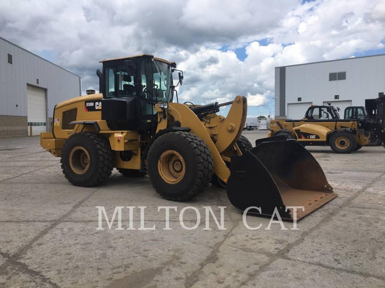 2018 Caterpillar 930M Image 2