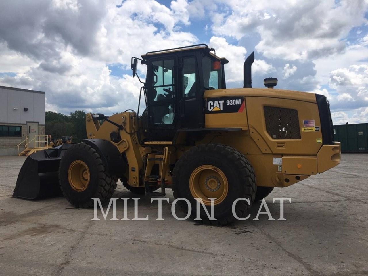 2018 Caterpillar 930M Image 4