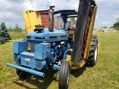 Tractor - Utility For Sale 1987 Ford 6610 , 82 HP