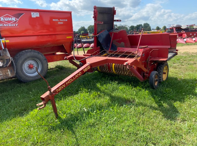 New Holland 166 Hay Merger For Sale