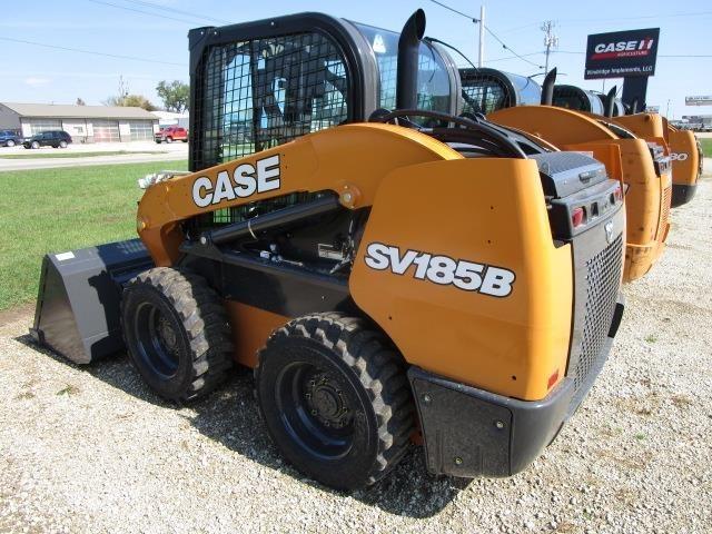 2020 Case SV185B T4 FINAL Skid Steer For Sale