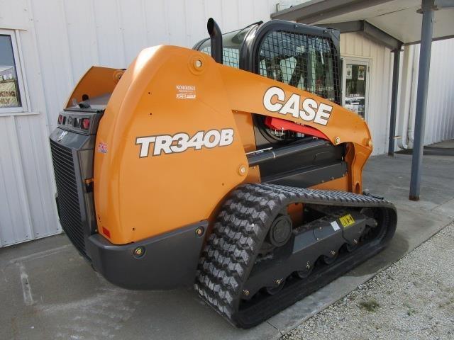2020 Case TR340B T4 FINAL Crawler Loader For Sale