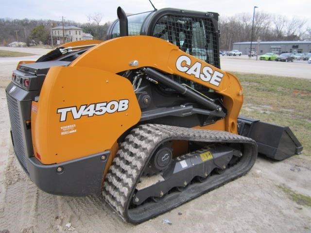 2020 Case TV450B T4 FINAL Crawler Loader For Sale