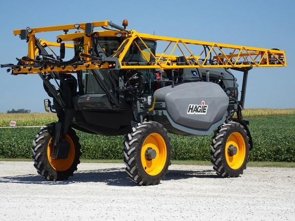 2019 Hagie DTS10 Sprayer-Self Propelled For Sale
