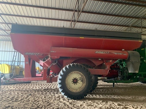 2015 Brent 1282 Grain Cart For Sale