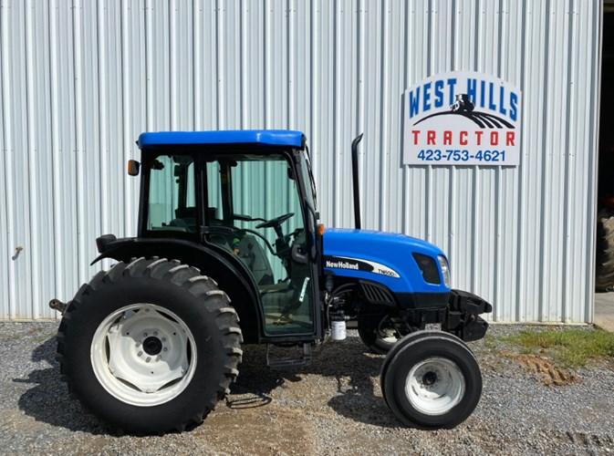 2006 New Holland TN60DA Tractor For Sale