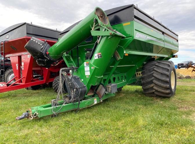2014 Brent 1196 Grain Cart For Sale