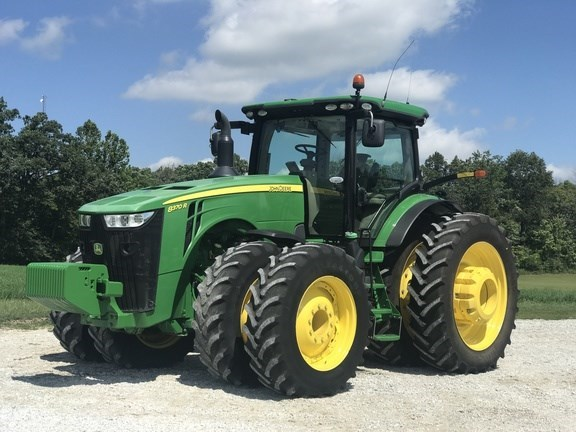 2014 John Deere 8370R Tractor - Row Crop For Sale