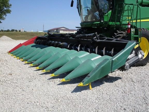 2006 Geringhoff NS1200/FB Header-Corn For Sale