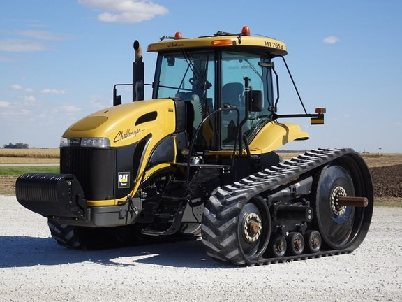 2008 Challenger MT765B Tractor - Track For Sale