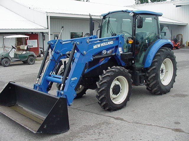 2015 New Holland PowerStar 4.75 Tractor For Sale