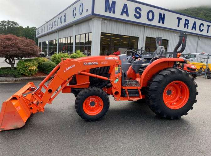 2013 Kubota L4060DT Tractor For Sale