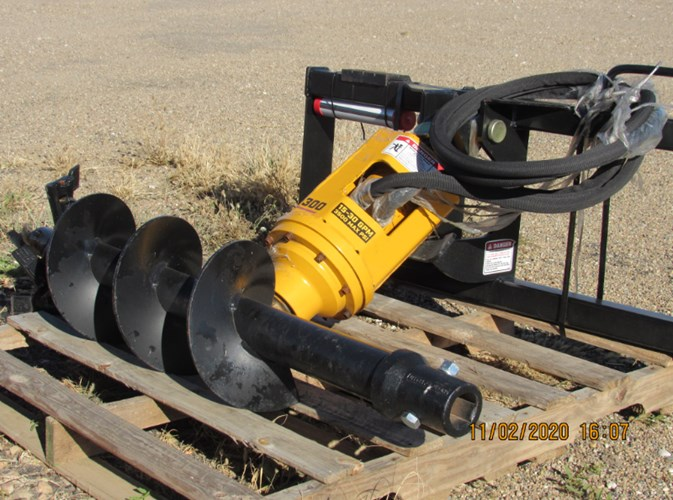 2020 Belltec LC300 Hydraulic Post Hole Digger For Sale