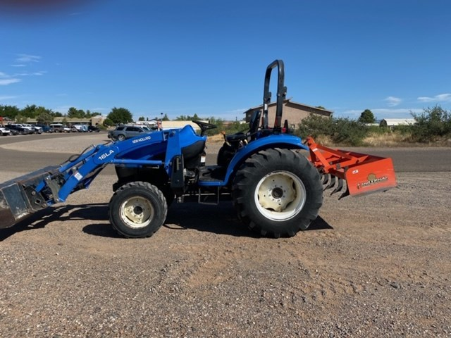 2005 New Holland TC35D Tractor For Sale