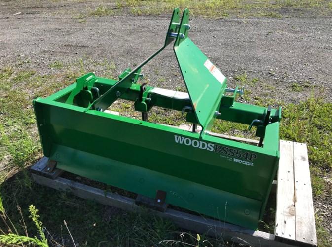 2020 Woods BSS54P Box Blade Scraper For Sale