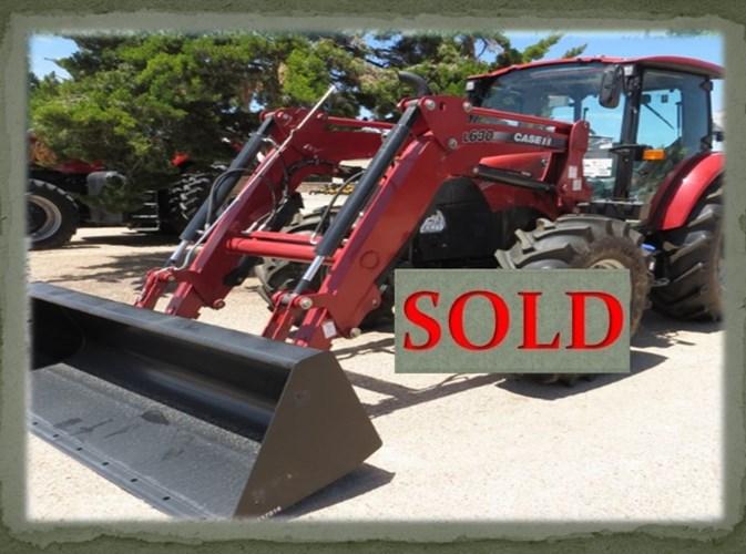 2020 Case IH Farmall 110C Tractor For Sale