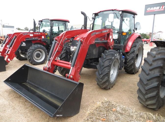 2020 Case IH Farmall 100C Tractor For Sale