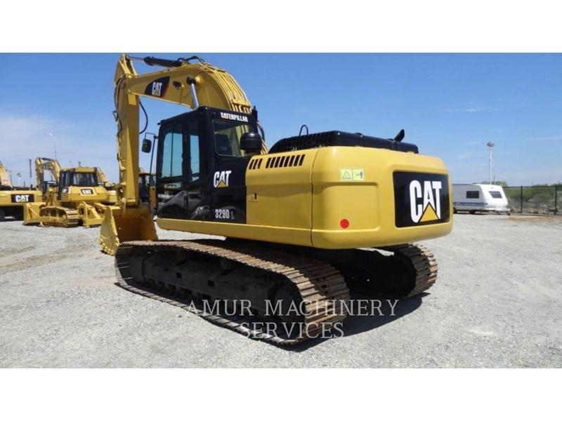 2014 Caterpillar 329DL Image 4