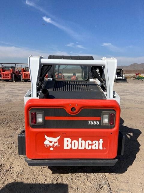 Bobcat T595 T4 Image 3
