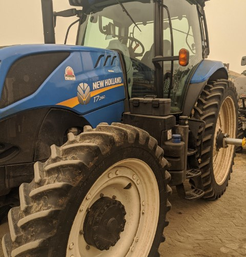 2019 New Holland T7.260 Tractor For Sale