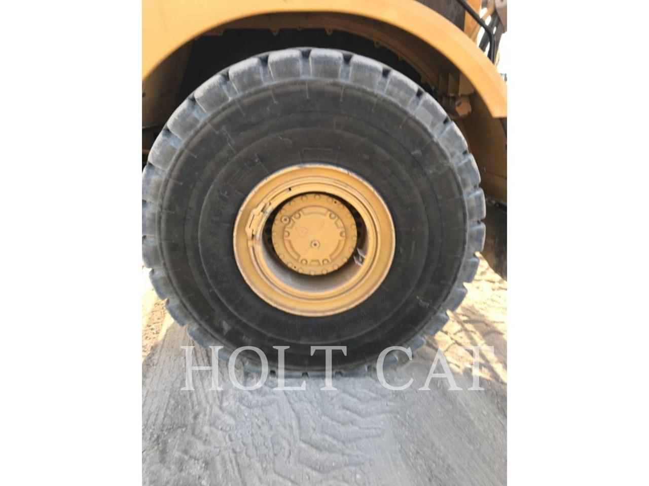 2018 Caterpillar 745 Image 7