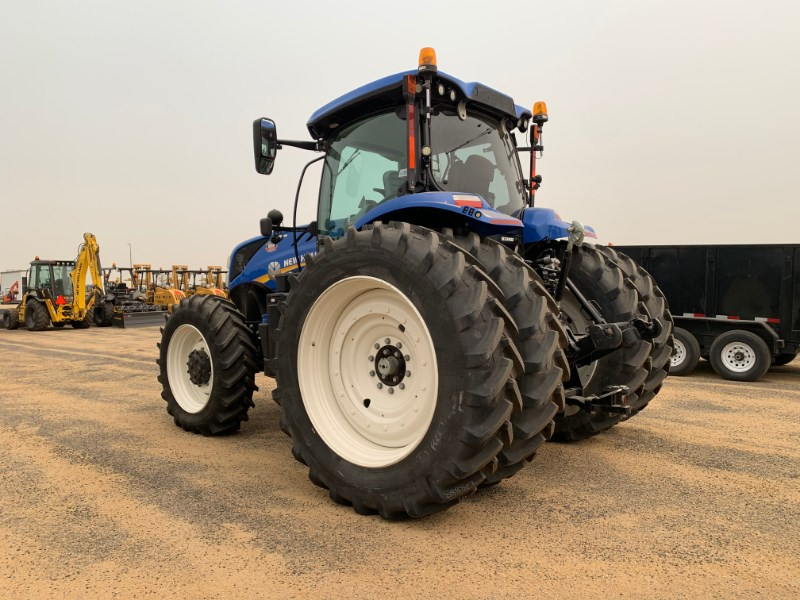 2020 New Holland T8.380 Image 3