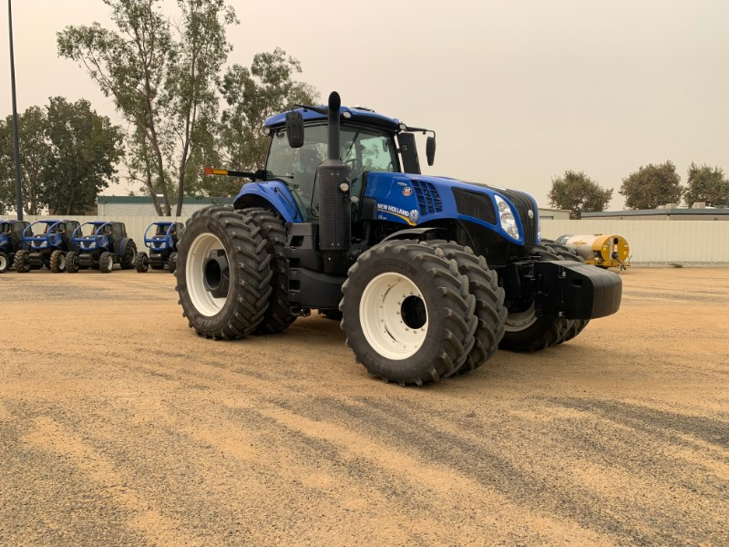 2020 New Holland T8.380 Image 7